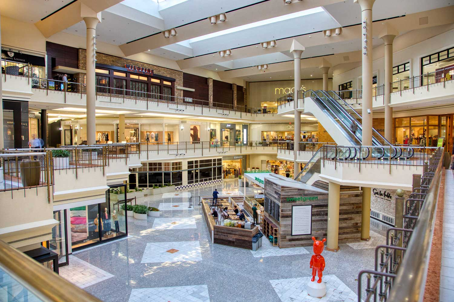 Tysons Galleria Mall is 15 minutes from Barcroft View Apartments