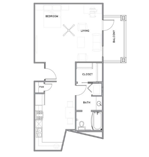 The Reserve on Bayou DeSiard - Floorplan - A4