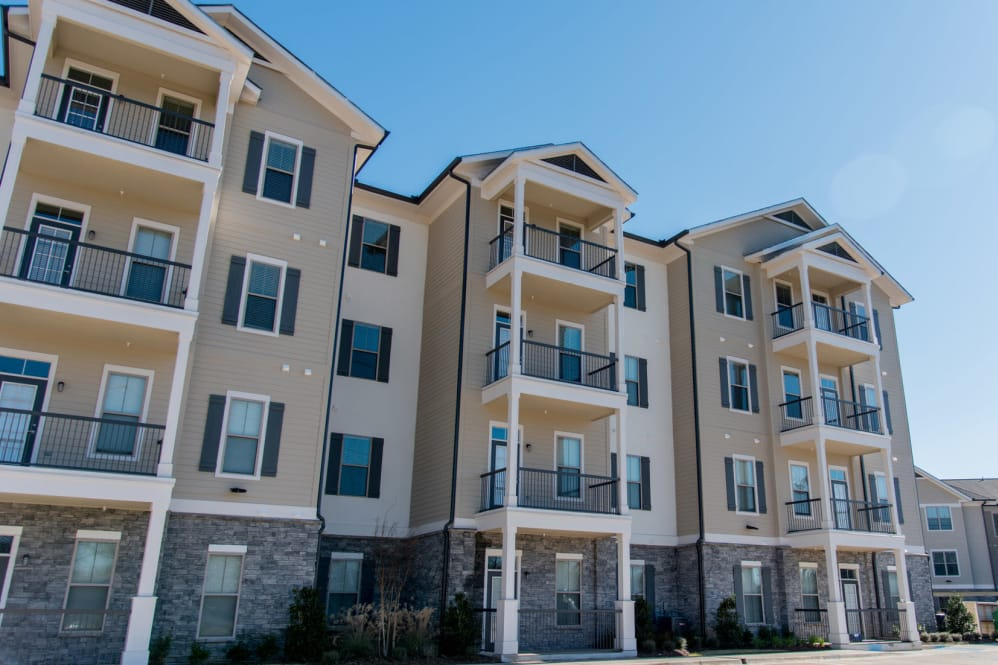 Two and Three Bedroom Apartments at The Reserve on Bayou DeSiard Apartments in Monroe, LA