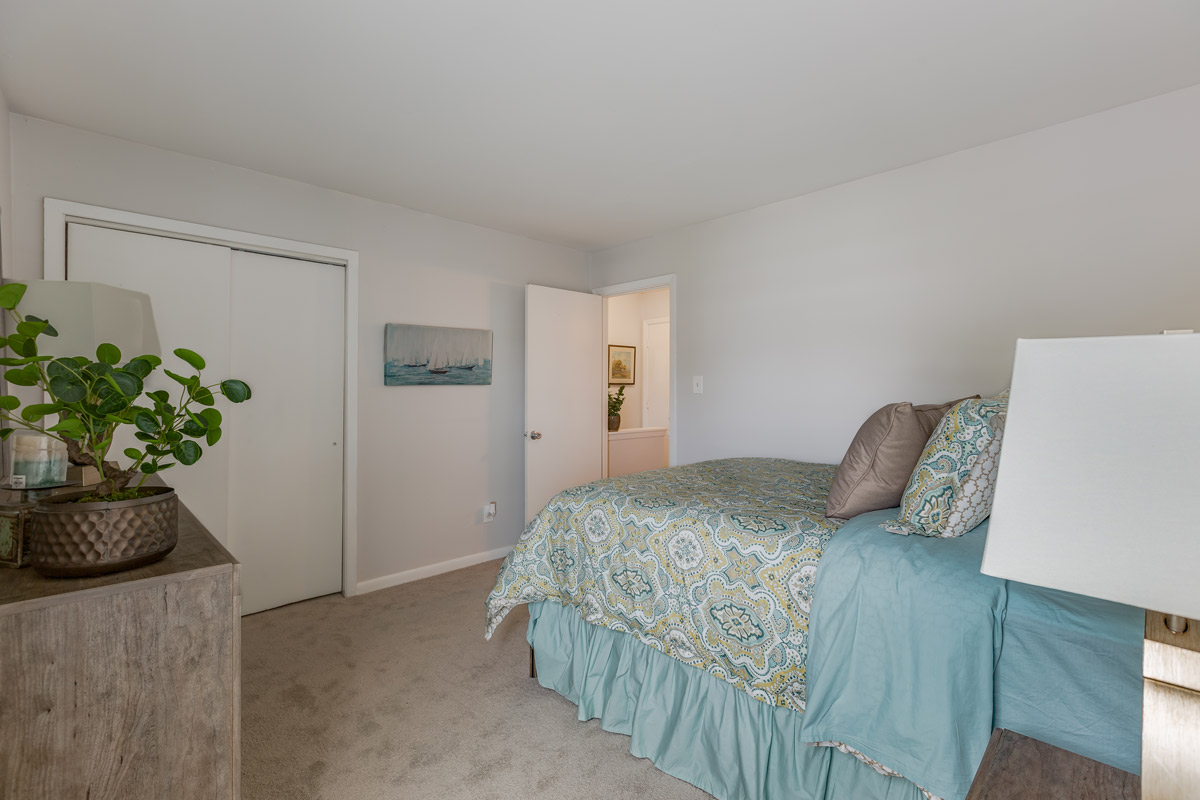 Spacious Closets at BayPointe Crossing Apartments in Virginia Beach, Virginia