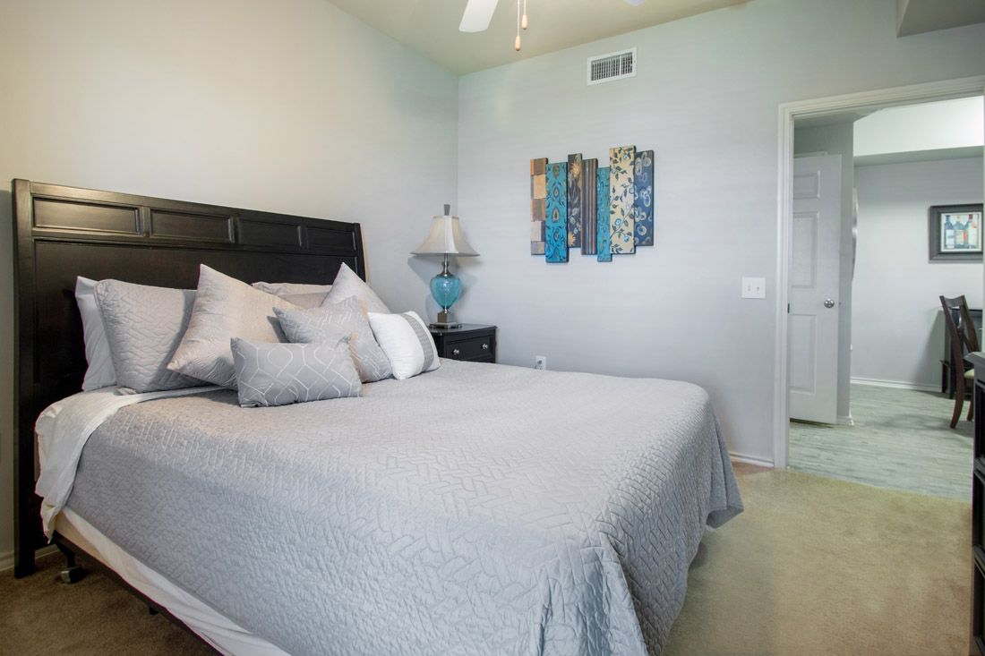 1-Bedroom Apartment for Rent at Beaumont Trace Apartments in Beaumont, TX