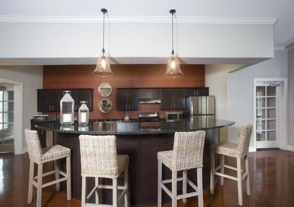 Community Kitchen at Belle Savanne Luxury Apartment Homes in Sulphur, LA