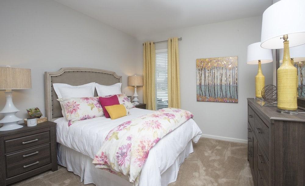 One Bedroom Apartments at Belle Savanne Luxury Apartment Homes in Sulphur, LA