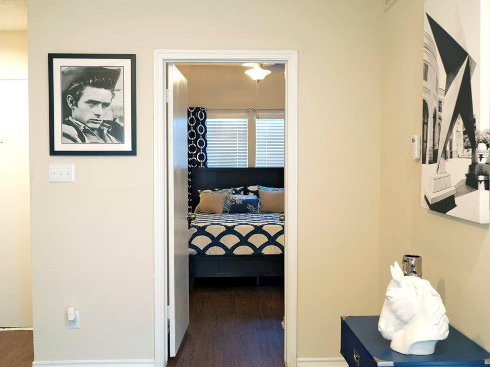 Roommate-Style Floor Plan at Blair at Bitters Apartments in San Antonio, TX
