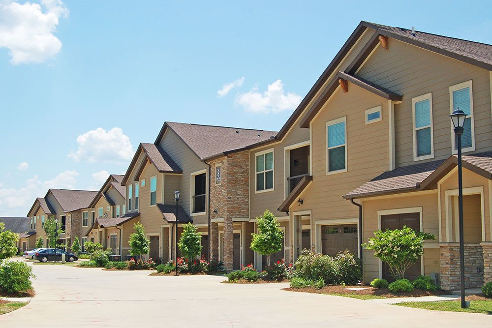 One Bedroom Apartments at The Boulders on Fern Apartments in Shreveport, LA