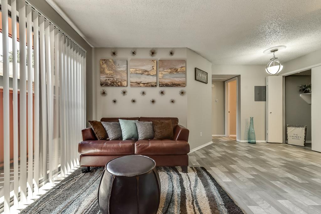 Open Floor Plans at Luna Apartments in Dallas, TX