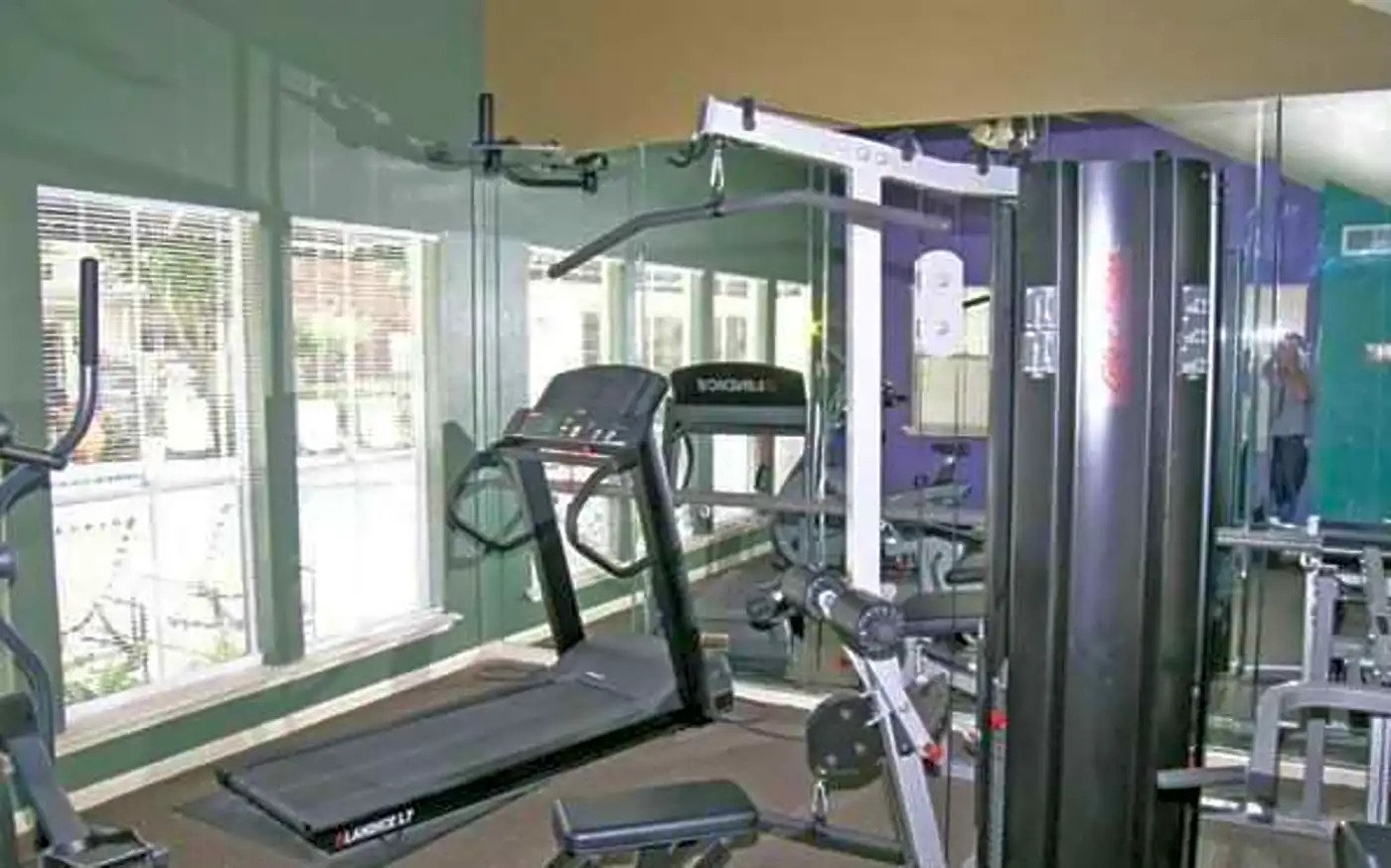 Fitness Center at Briar Park Apartments in Houston, Texas