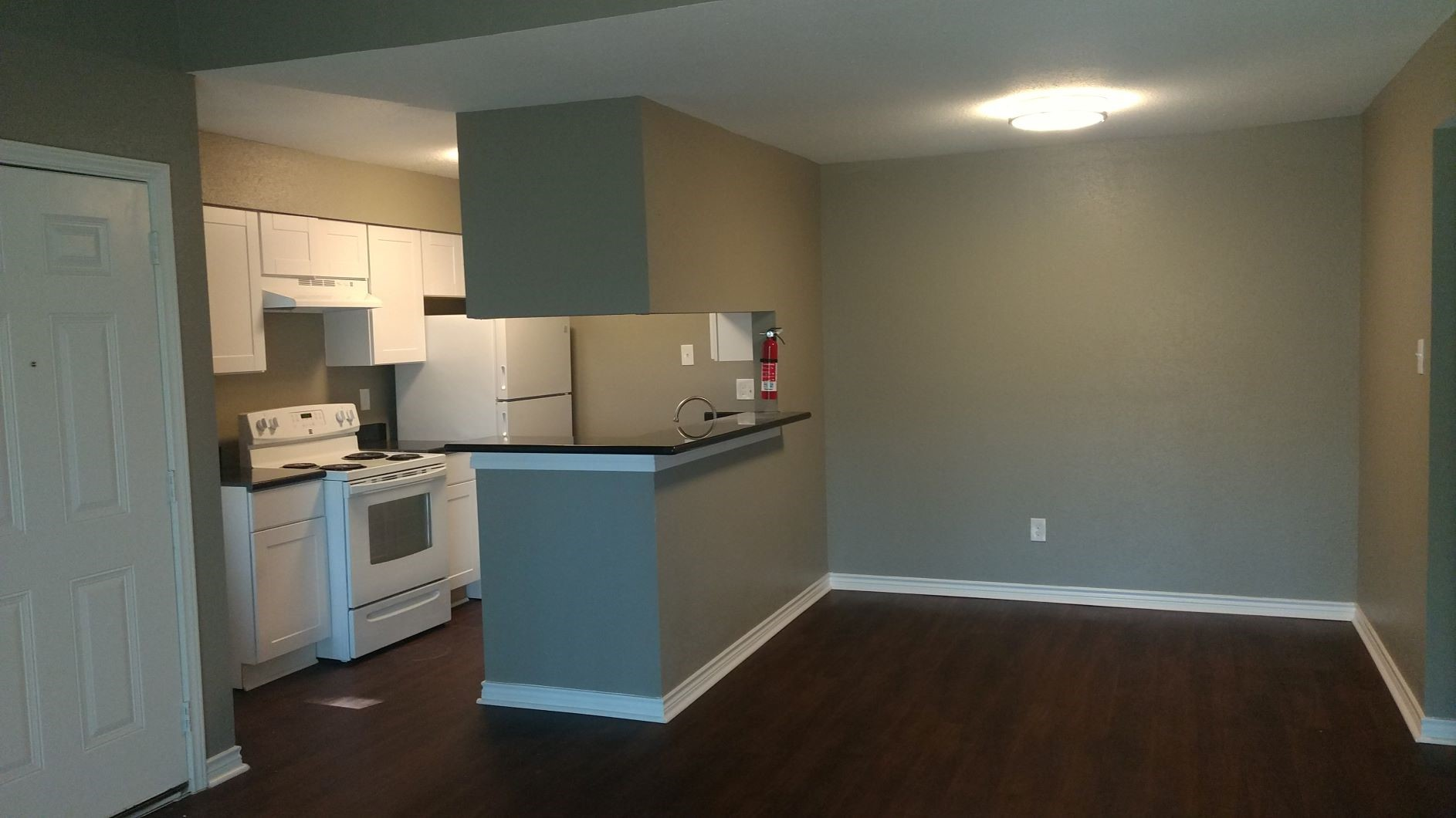 Upgraded 2 bed 1 bath at Briar Park Apartments, Houston, Texas