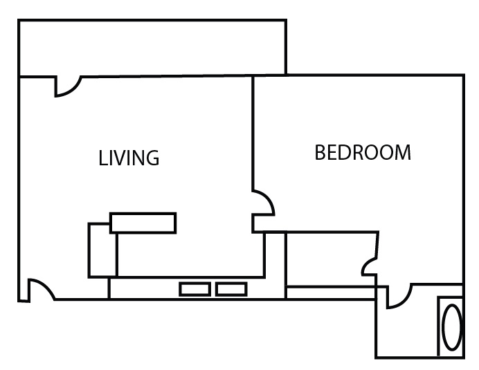 Informative Picture of One Bedroom