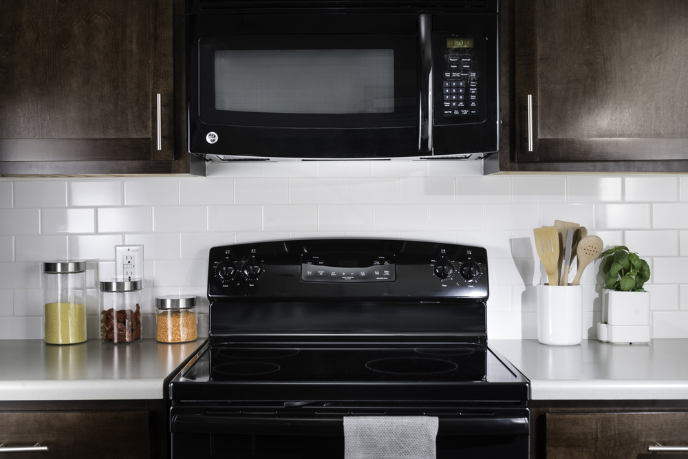 EnergyStar Rated Kitchen Appliances at The Briq on 4th Street in Bentonville, Arkansas