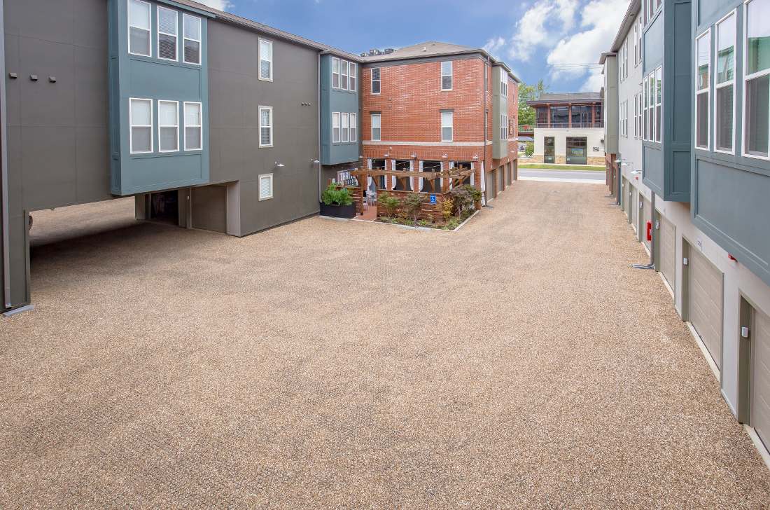 Conveniently Located Apartment Homes at The Briq on 4th Street in Bentonville, Arkansas