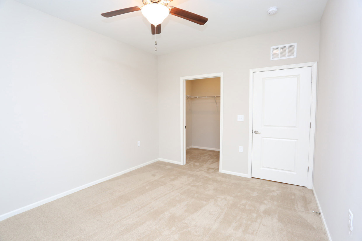 Walk-In Closets at Bristol Bluffs Apartments in Louisville, Kentucky