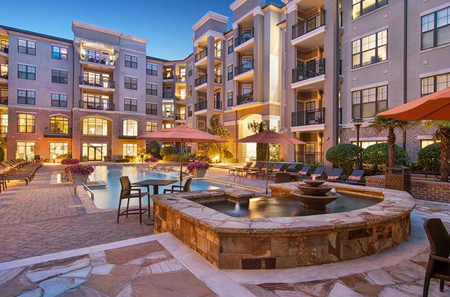 Apartment Complex Amenities