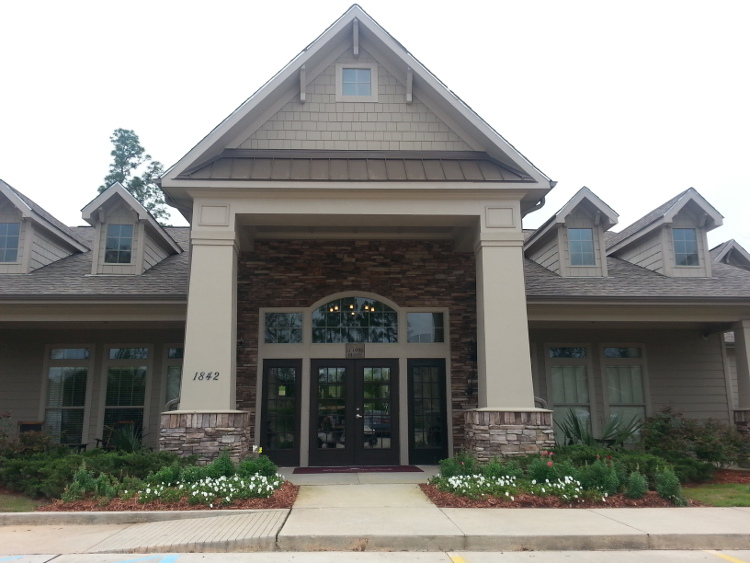 Upscale Apartment Homes at Brookstone Park Apartments in Covington, LA