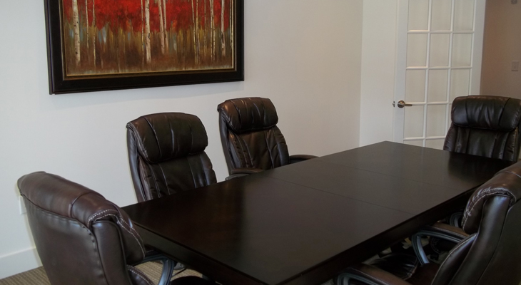 Conference Room at Brookstone Park Apartments in Covington, LA