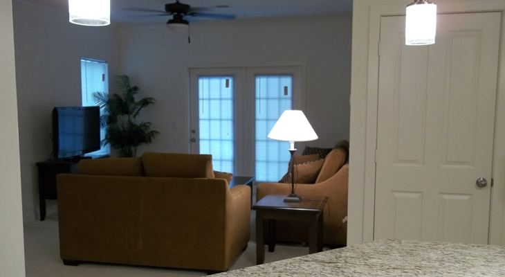 Stylish Interiors at Brookstone Park Apartments in Covington, LA