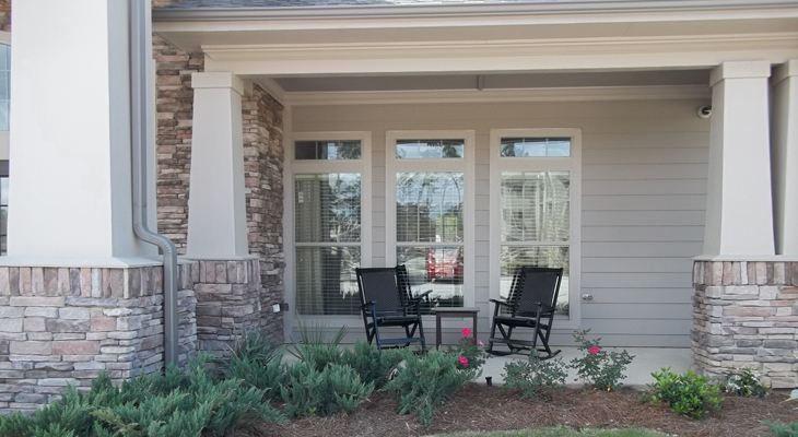 Maintenance Free Living at Brookstone Park Apartments in Covington, LA