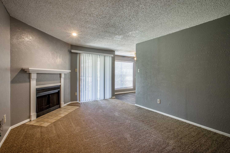 Open Floor Plan at Cadence Apartments in Dallas, Texas