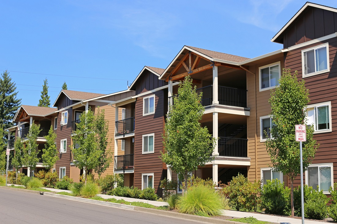 Houston Apartment Rentals at Campbell Grove Apartments in Houston, Texas