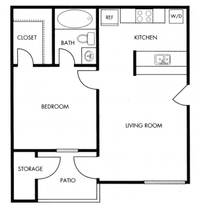 Cantebria Crossing - Floorplan - The Province