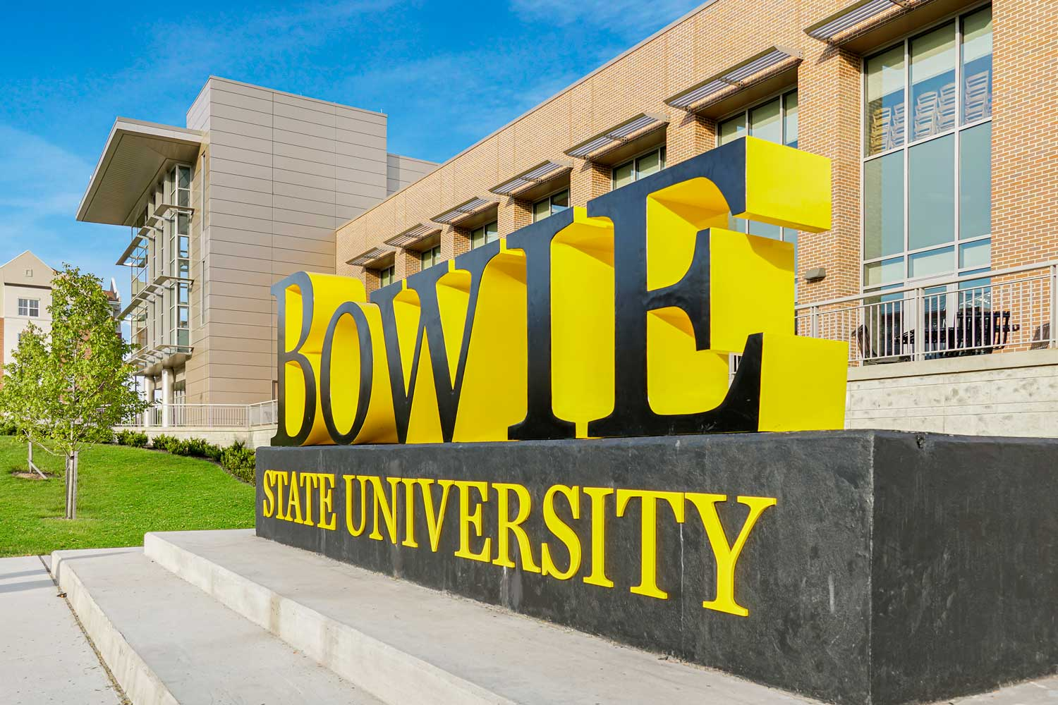 15 minutes to Bowie State University