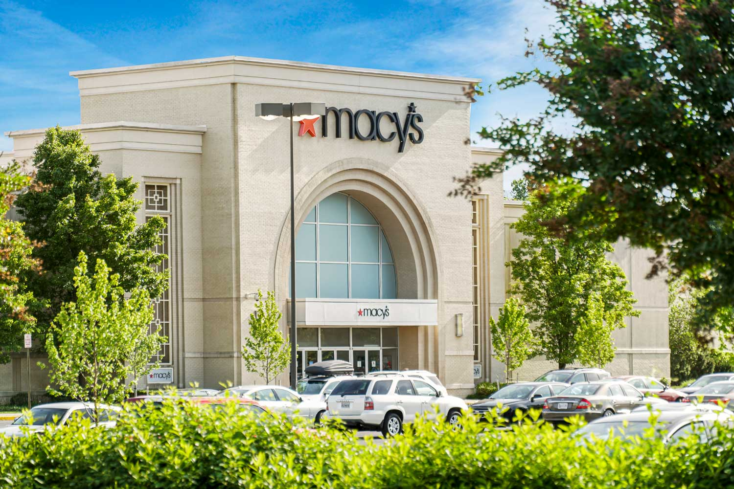 Macy's 10 minutes from Carrollon Manor Apartments in New Carrollton, MD