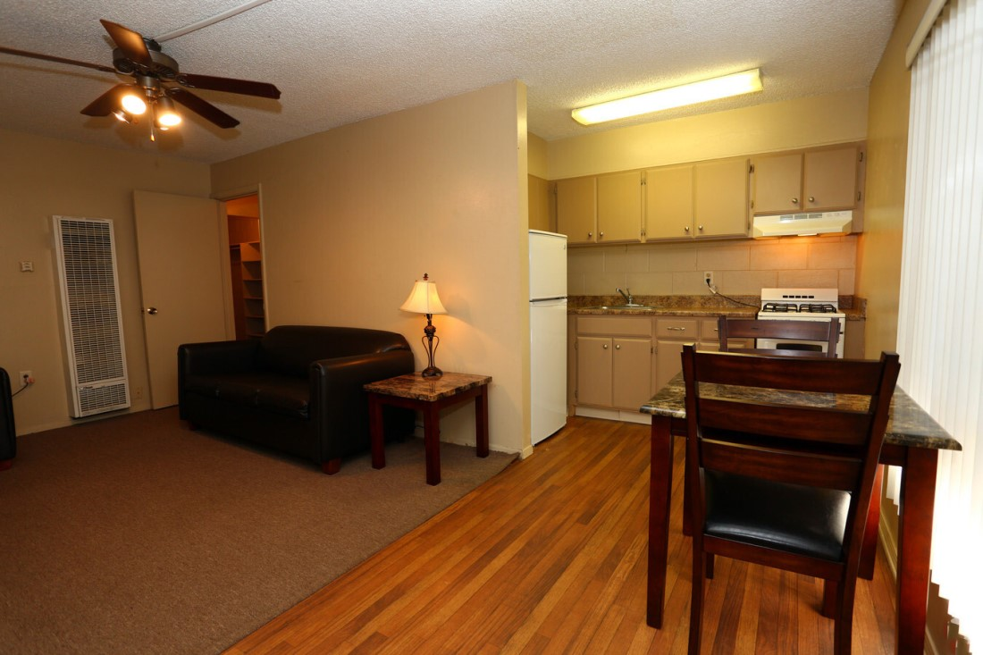 Dining Room at Casa del Sol Apartments in Amarillo, TX