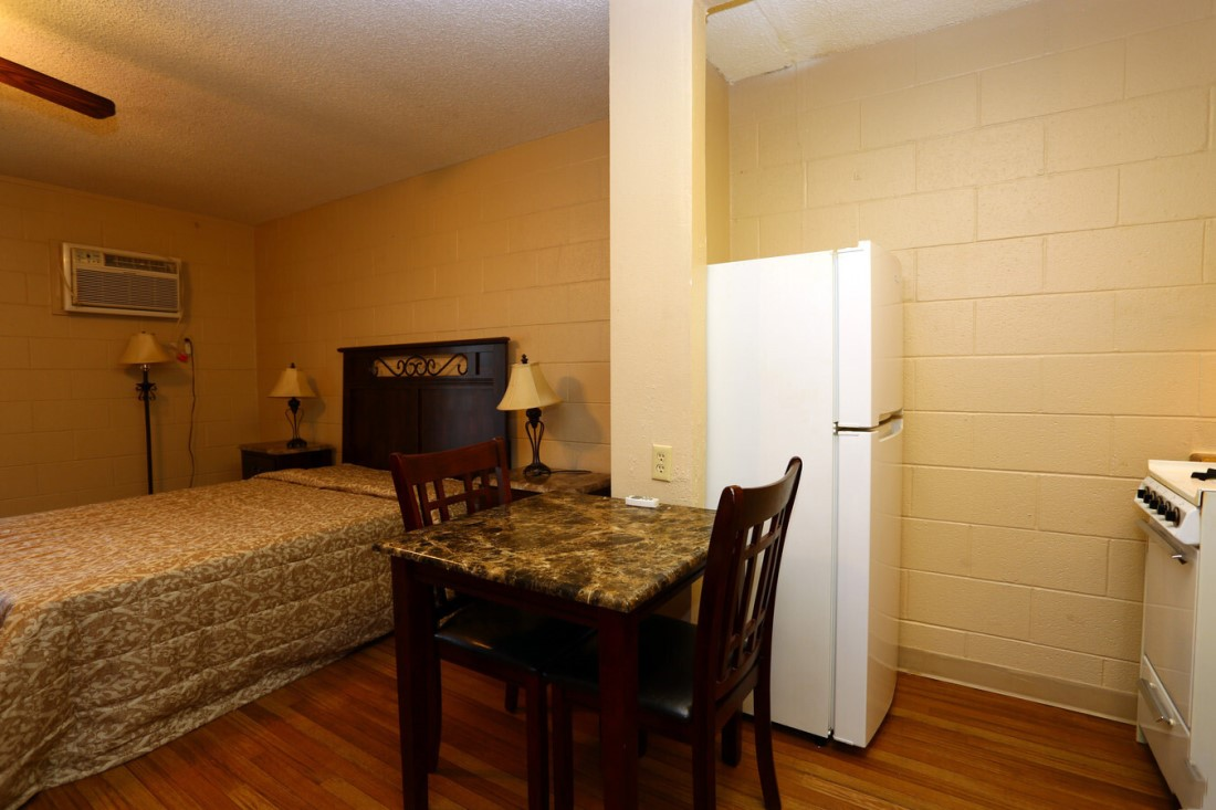 Studio Apartments at Casa del Sol Apartments in Amarillo, TX