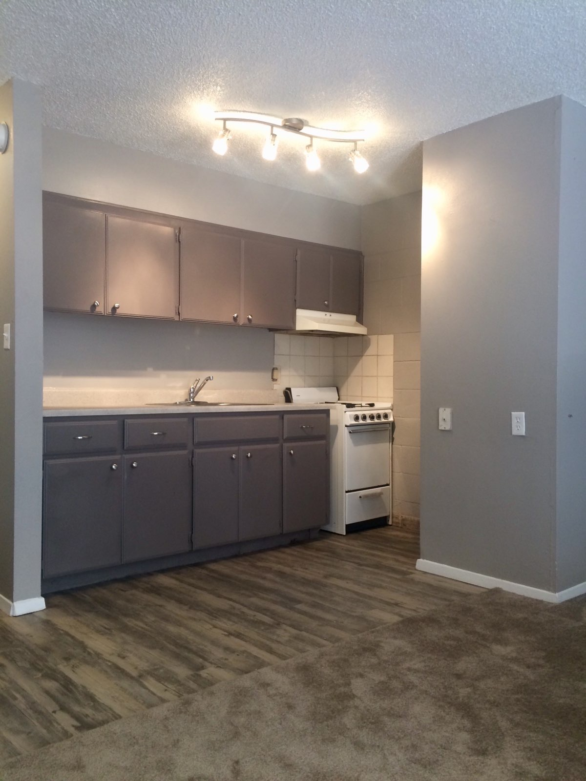 Fully Equipped Kitchen at Casa del Sol Apartments in Amarillo, TX