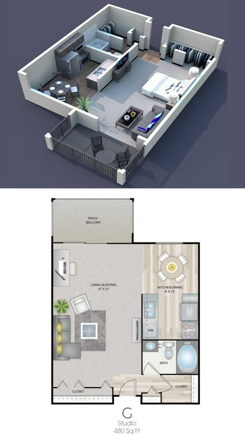 Floorplan - G image