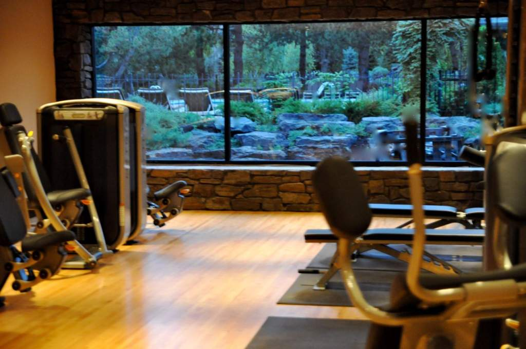 Fully-Equipped Fitness Center at Cedars of Edina Apartments in Edina, MN