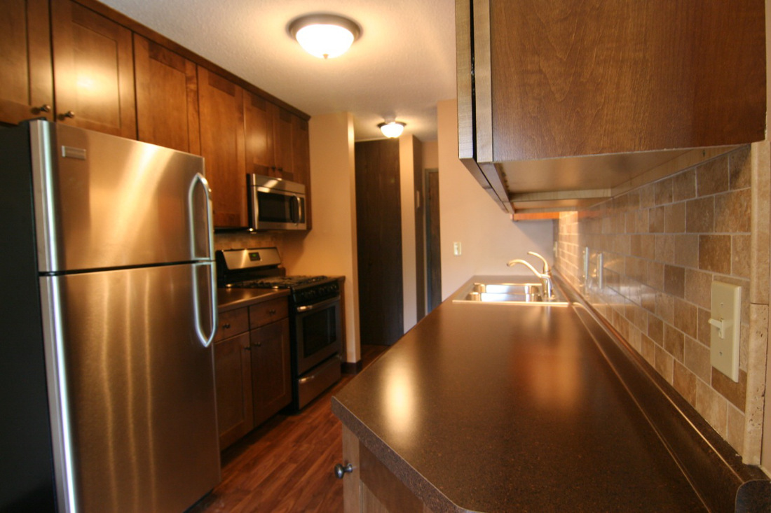 Stainless Steel Appliances at Cedars of Edina Apartments in Edina, MN