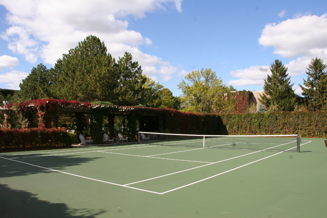 Sports Court at Cedars of Edina Apartments in Edina, MN