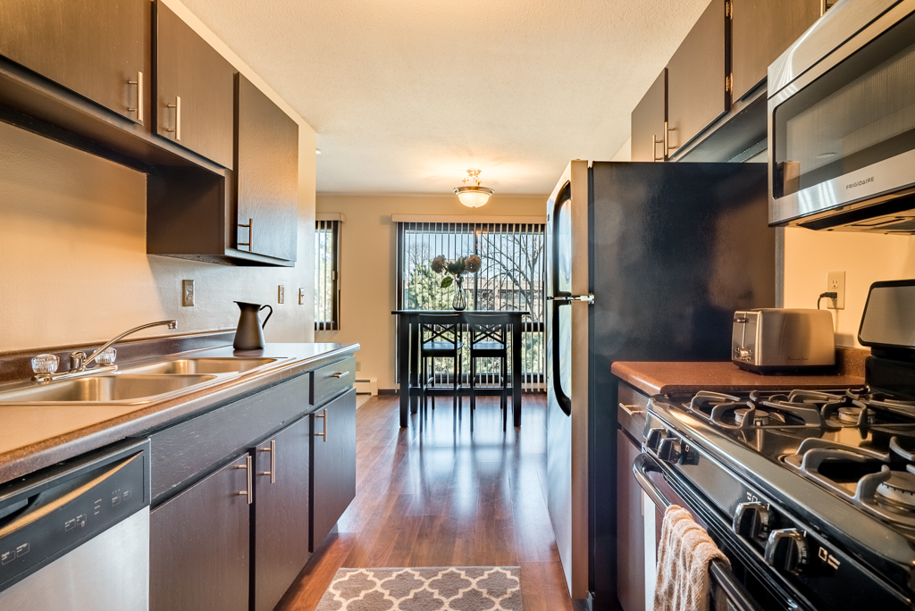 All Appliances Included at Cedars of Edina Apartments in Edina, MN