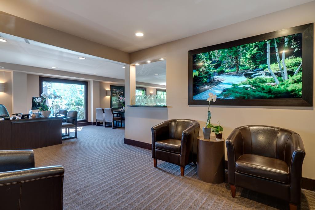 Leasing Center at Cedars of Edina Apartments in Edina, MN
