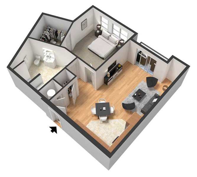 Floorplan - RUTH image