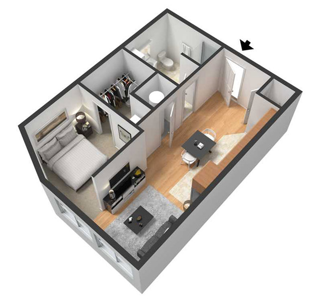 Floorplan - GRACE image