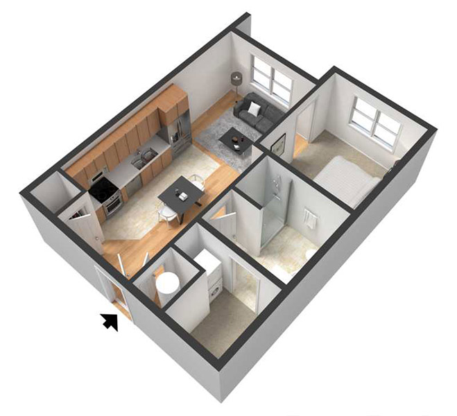 Floorplan - MARGARET image