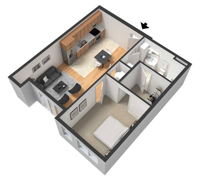 Floorplan - GEORGIA image
