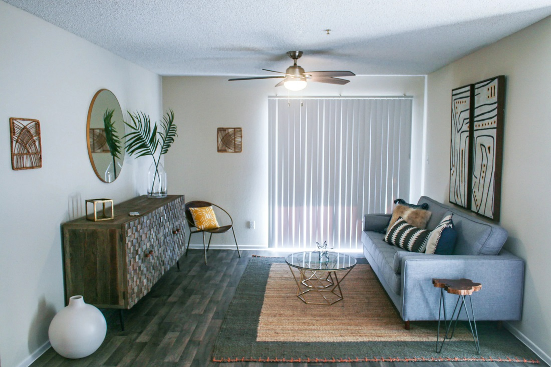 Spacious Floor Plans at Centerra Apartments in Scottsdale, AZ
