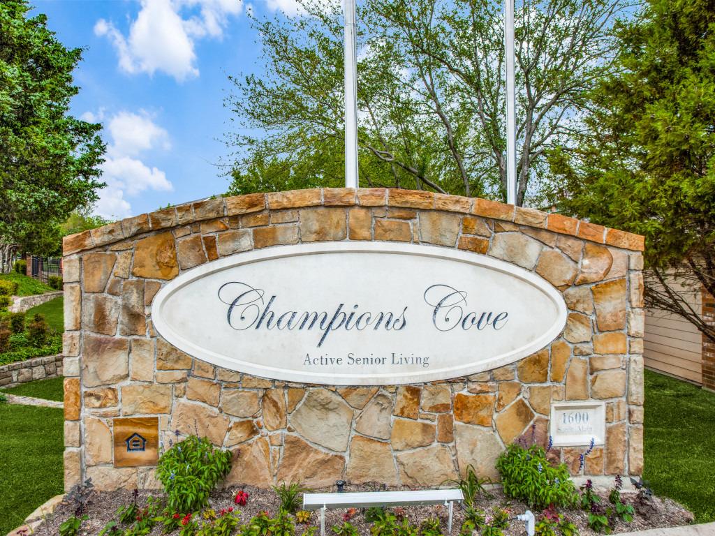 Champions Cove