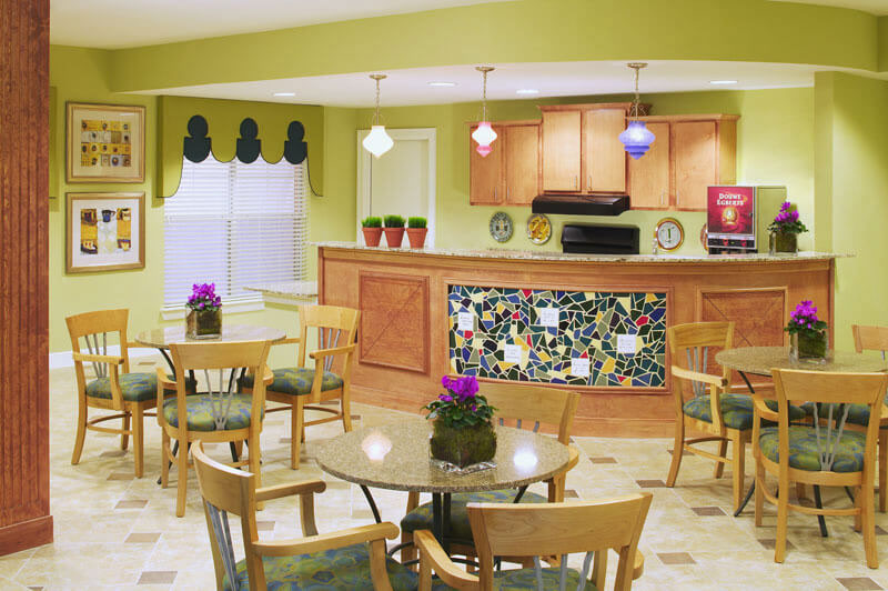 Social Lounge at Champions Cove Apartments in Duncanville, TX