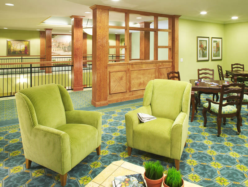 Gathering Areas at Champions Cove Apartments in Duncanville, TX