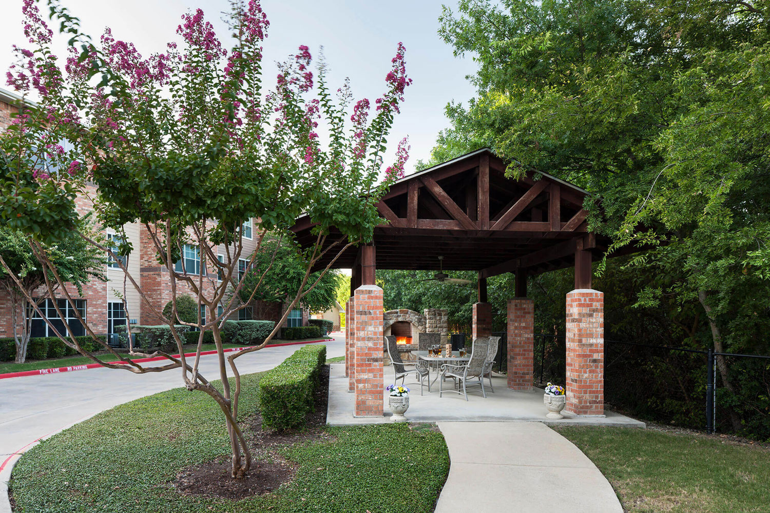 On-Site Lounge Areas at Champions Cove Apartments in Duncanville, TX