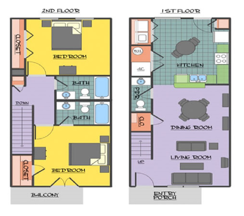 Chapel Ridge of Johnston - Floorplan - Bravo