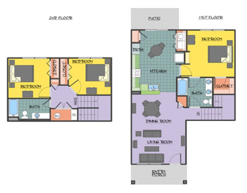Floorplan - Golf image