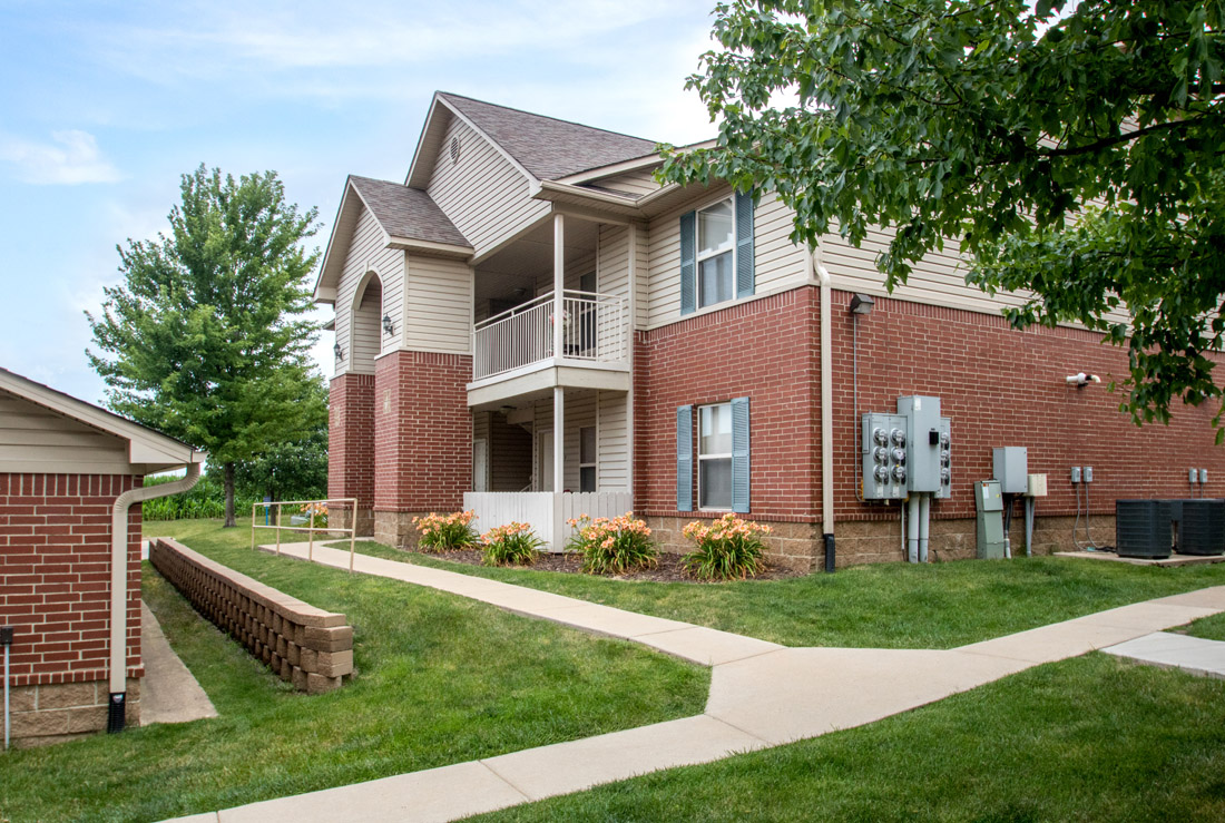 Affordable Apartment Living in Marion at Chapel Ridge of Marion Apartments in Marion, IA
