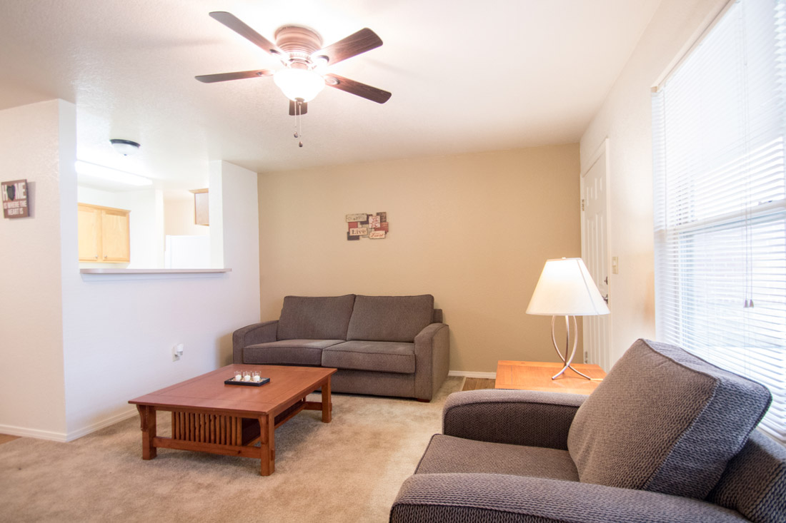 Open Floor Plans at Chapel Ridge of Marion Apartments in Marion, IA