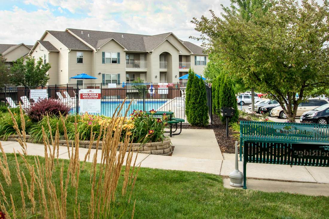 Marion Apartment Rentals at Chapel Ridge of Marion Apartments in Marion, IA
