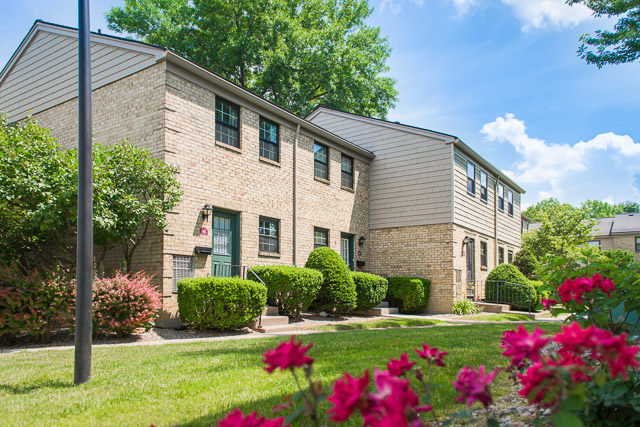 Chartwell Townhouse Apartments